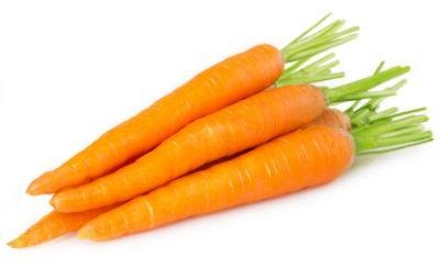 engordan las zanahorias