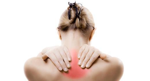 alivio dolor cuello