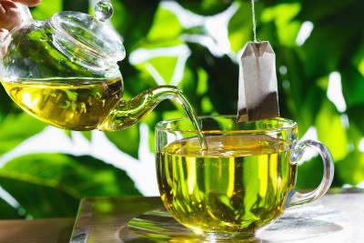 formas de tomar el te