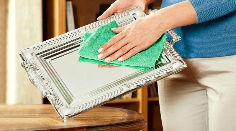 Como limpiar la plata los mejores trucos caseros - Como limpiar la plata para que brille ...