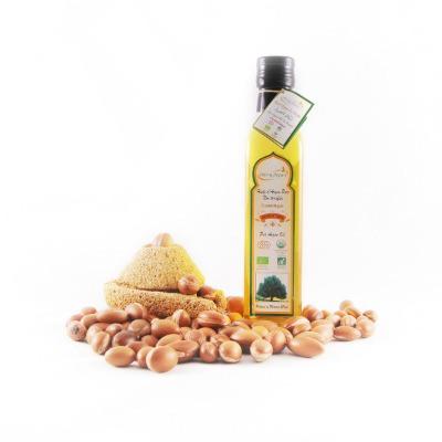 aceite de argan comestible
