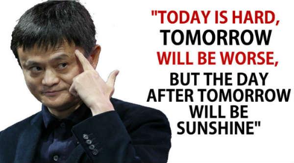 Como conseguir dinero segun Jack Ma
