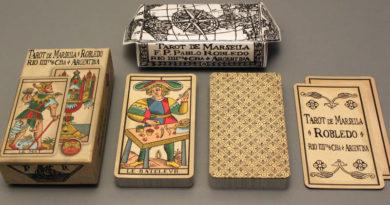 baraja cartas del tarot
