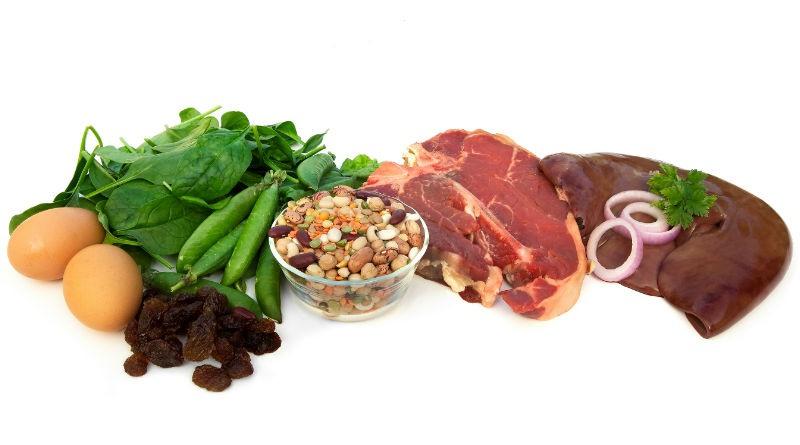 Alimentos ricos en hierro que debes incluir en tu dieta - Alimentos con probioticos y prebioticos ...