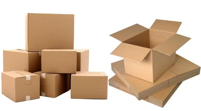 Cajas de cart n la soluci n ideal para nuestras for Cajas para mudanzas