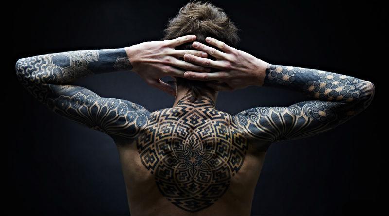 Significado De Los Tatuajes Geométricos Los Tatuajes De Moda