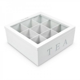 Caja de Te blanco