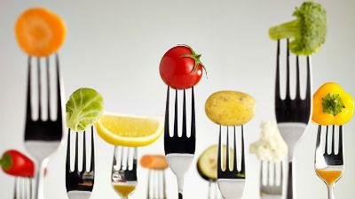 Dieta vegana saludable