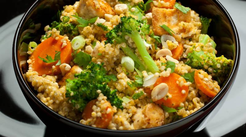 Mejores recetas con quinoa