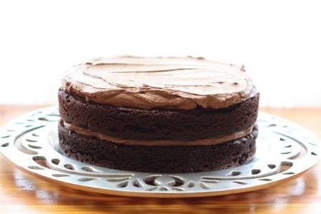 Tarta de chocolate y quinoa