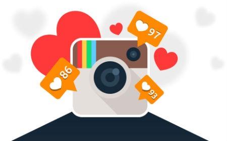 la app de instagram