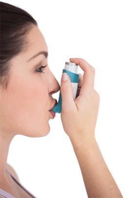 Asma causa de la alteracion de los niveles de eosinofilos