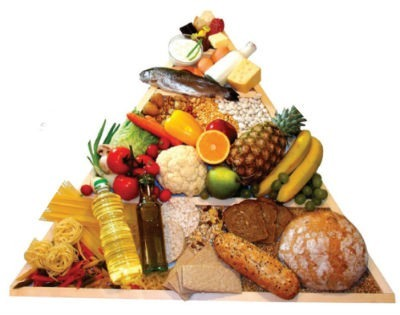Alimentos que integran la Dieta Mediterranea