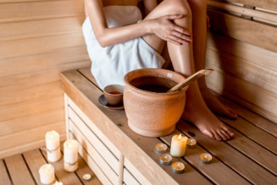 Beneficios y propiedades de la sauna