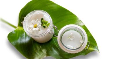 Cremas cosmeticas naturales