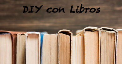DIY con Libros
