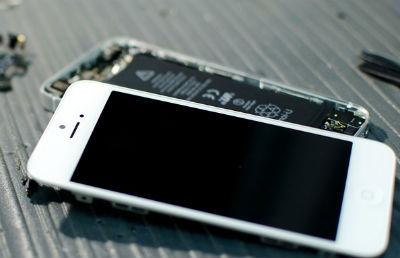 La solucion a tu iphone roto