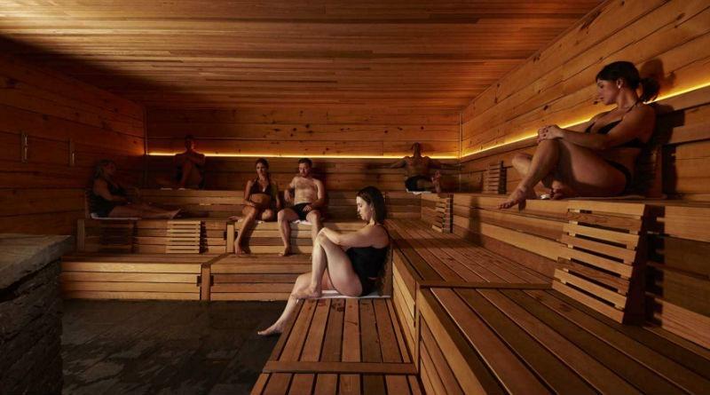conoce los beneficios de la sauna para tu salud fisica y mental. Black Bedroom Furniture Sets. Home Design Ideas