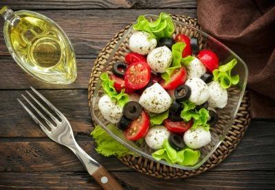 Menu Dieta Mediterranea