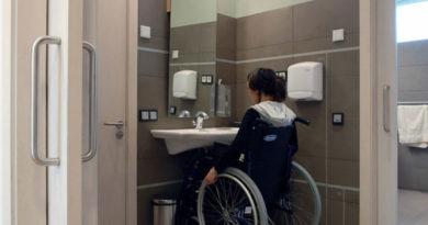 Mobiliario adaptado para minusvalidos y discapacitados
