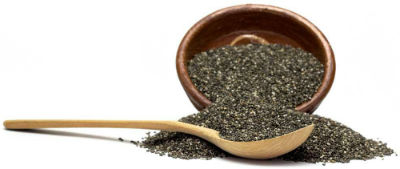 Semillas de chia superalimento organico y natural