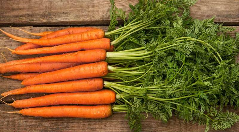 Zanahorias y estrnimiento