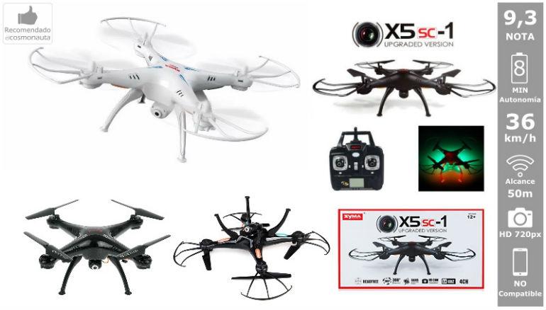 Drones: SYMA X5SC-1 Falcon Drone