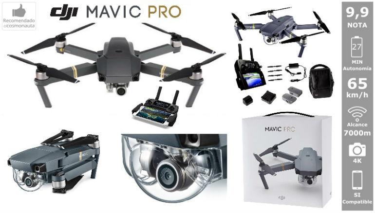 DRONES: DJI MAVIC PRO