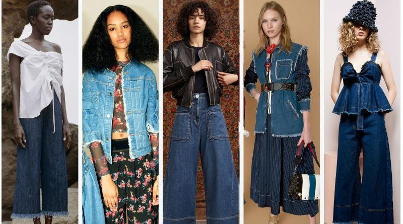 tendencias de moda para Primavera-Verano del 2018