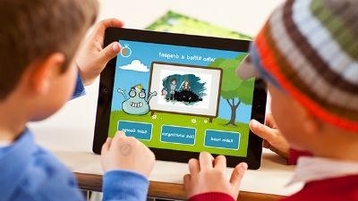 Aplicaciones moviles para ninos
