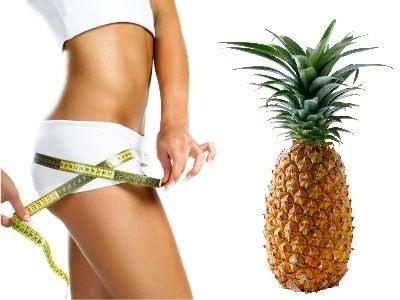 Como ayuda la dieta de la pina en la perdida de peso