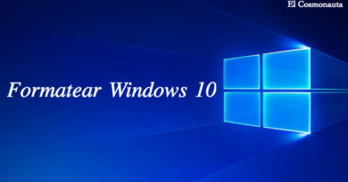 Como formatear Windows 10 Guia practica