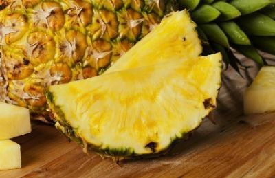 Consideraciones nutricionales y de calorias de la dieta de la pina