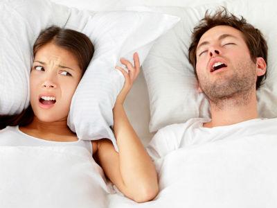 Dejar de roncar en 5 minutos