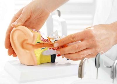 Hipoacusia conductiva tratamiento