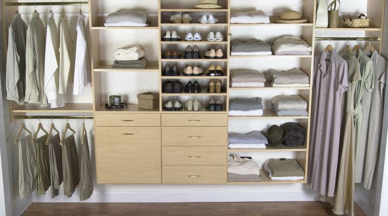 los mejores consejos para organizar tu armario - Como Organizar Un Armario