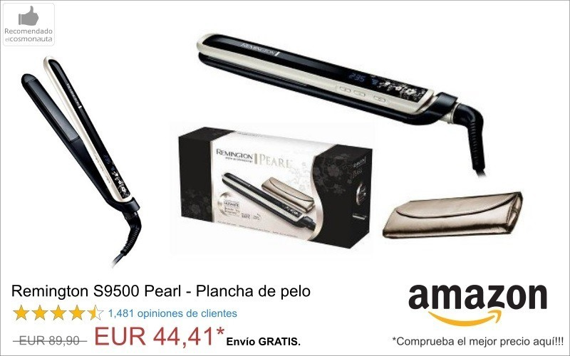 Remington S9500 Pearl