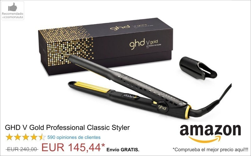 Gold Professional Classic Styler