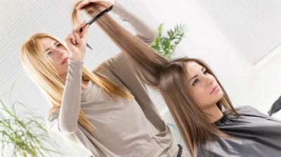 Plancha de pelo peinados