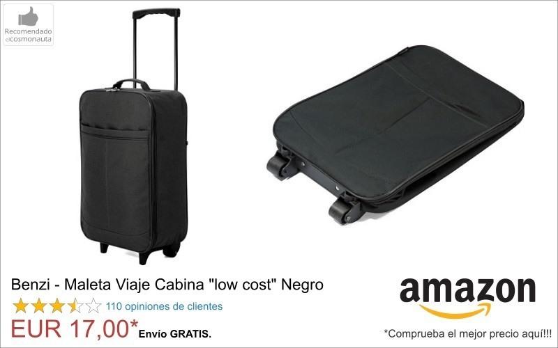 Benzi Maleta Viaje Cabina low cost