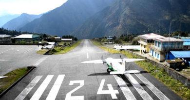 13 aeropuertos mas peligrosos del mundo