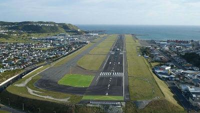 Aeropuerto Internacional de Wellington Nueva Zelanda
