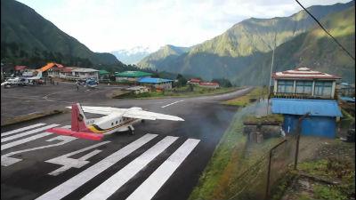 Aeropuerto Tenzing-Hillary Nepal