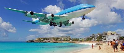 Aeropuerto de Sint Maarten