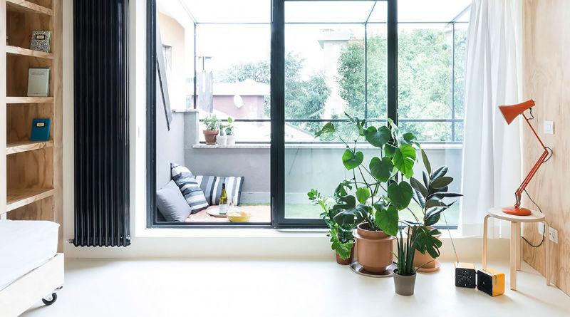 Aprovechar el espacio en tu casa