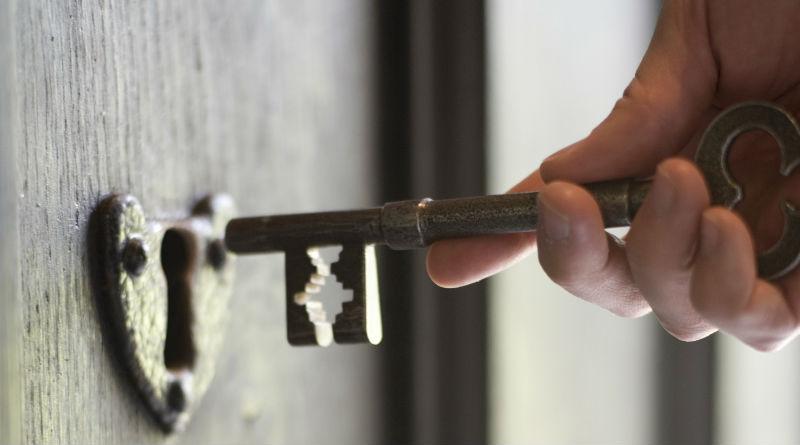 Cuando te dejas la llave