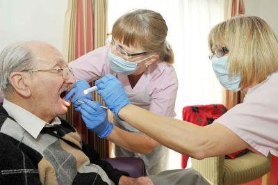 Dentista en casa