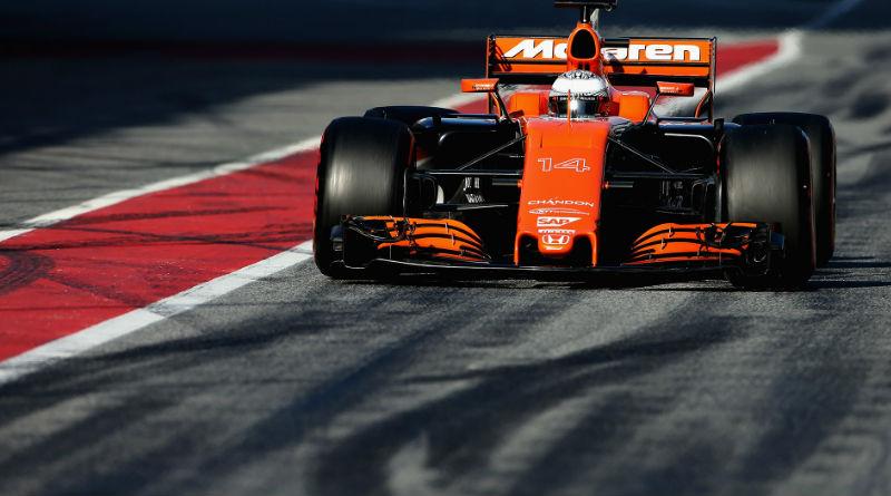 Fernando Alonso y McLaren