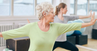 Fisioterapia y otros ejercicios para la salud