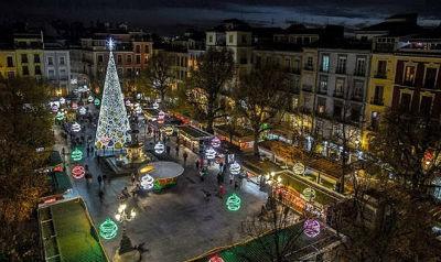 Granada y su mercadillo de Navidad